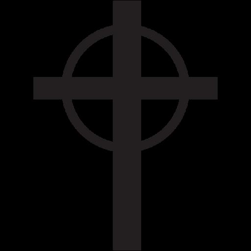 Cross Favicon St Lawrence Korean Catholic Church